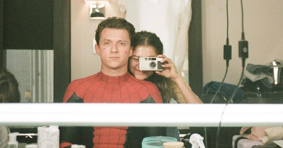 Tom Holland's Wish For Spider-Man Co-Star & Lady Love Zendaya Is Trending