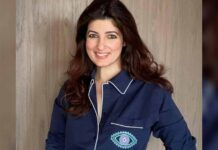 Twinkle Khanna Was Asked To Recreate Mandakani's White Transparent Saree Shot For Which She Gave A Sassy Reply