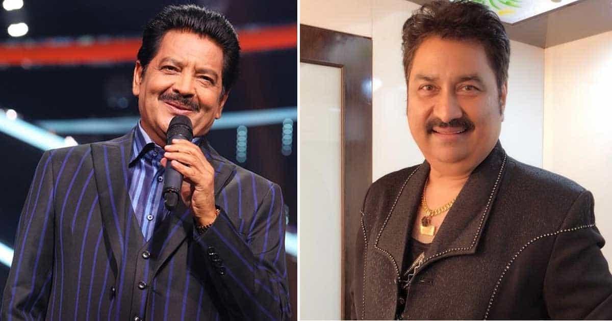 Udit Narayan Teases Kumar Sanu In The Kapil Sharma Show