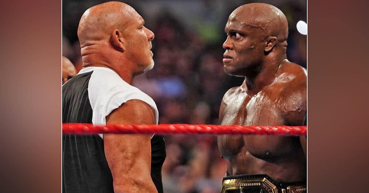 Bobby Lashley vs Goldberg To Take Place For One More Time?