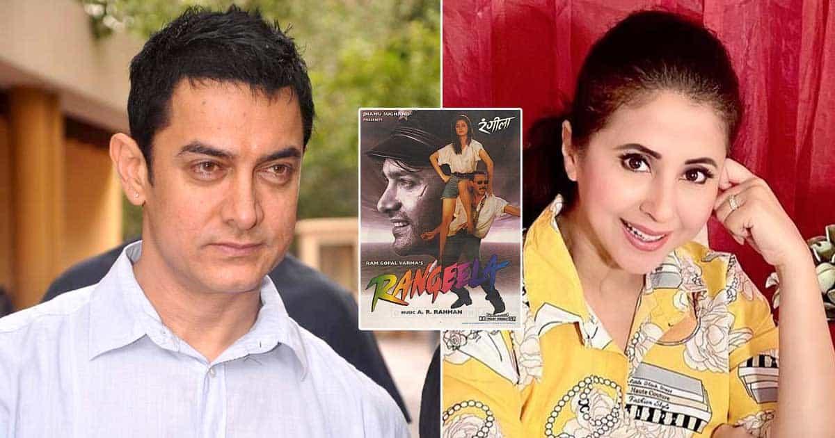 Urmila Matondkar's Was The First Fan Letter Aamir Khan Received For Rangeela, Read On