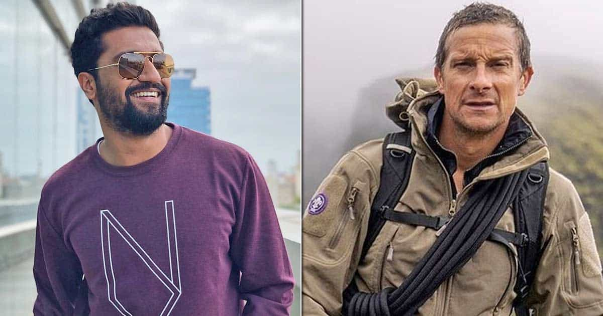 Vicky Kaushal leaves for shoot of 'Into the Wild With Bear Grylls'