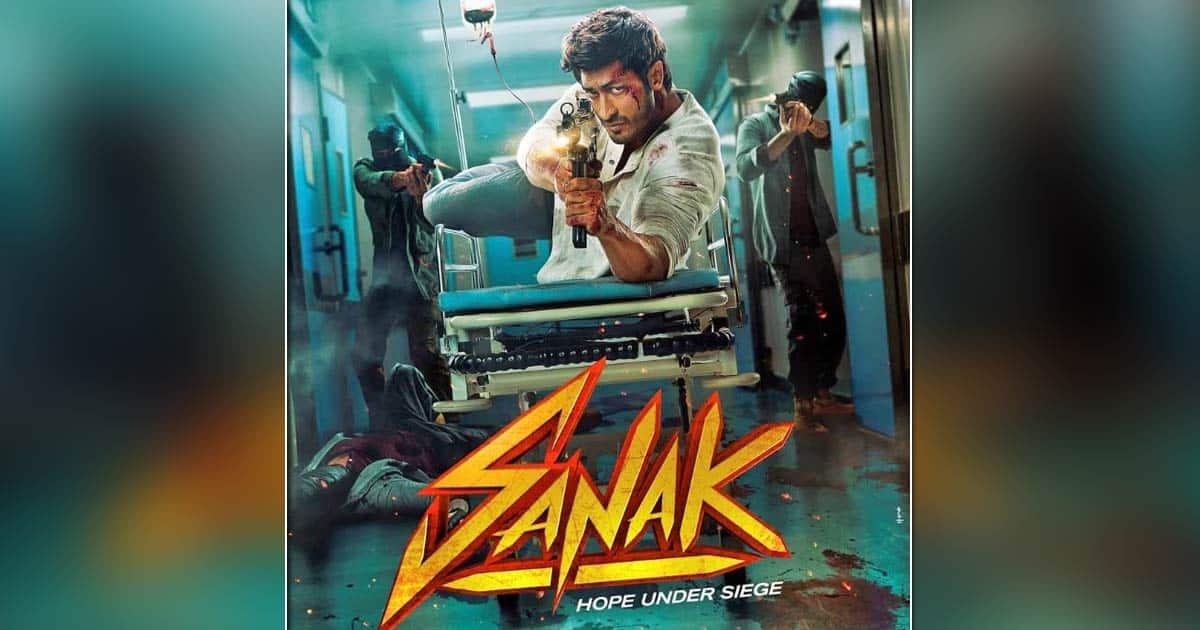 Vidyut Jammwal-starrer 'Sanak' to digitally release on Oct 15