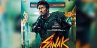 Vidyut Jammwal-starrer 'Sanak' to release on Disney+ Hotstar Multiplex