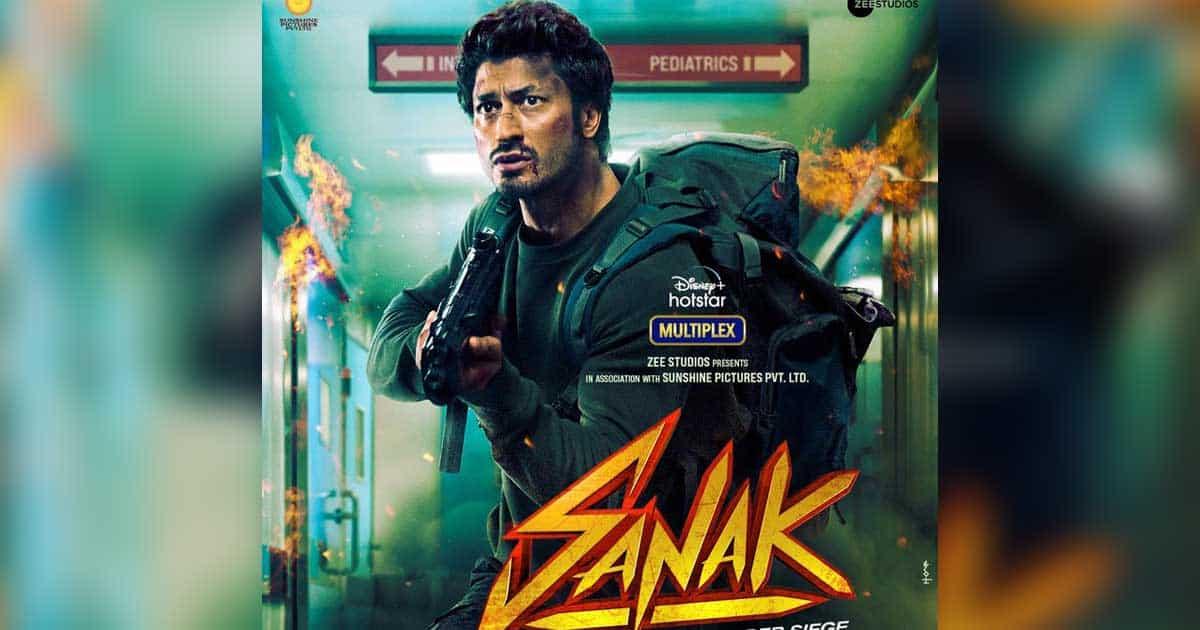 Vidyut Jammwal's Action Packed 'Sanak' Goes To Disney+Hotstar