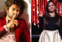 Vijay Deverakonda Proves He's A Man Of His Words As Indian Idol 12 Fame Shanmukha Priya Is Now Officially On-Board For Liger
