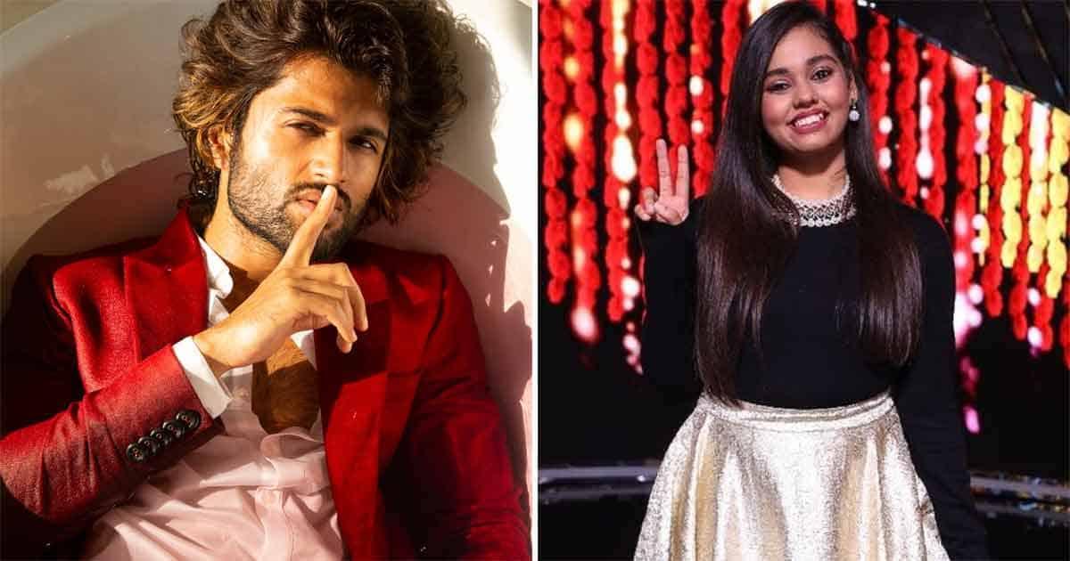 As Promised By Vijay Deverakonda Brings Shanmukha Priya To Sing For His Upcoming Movie Liger