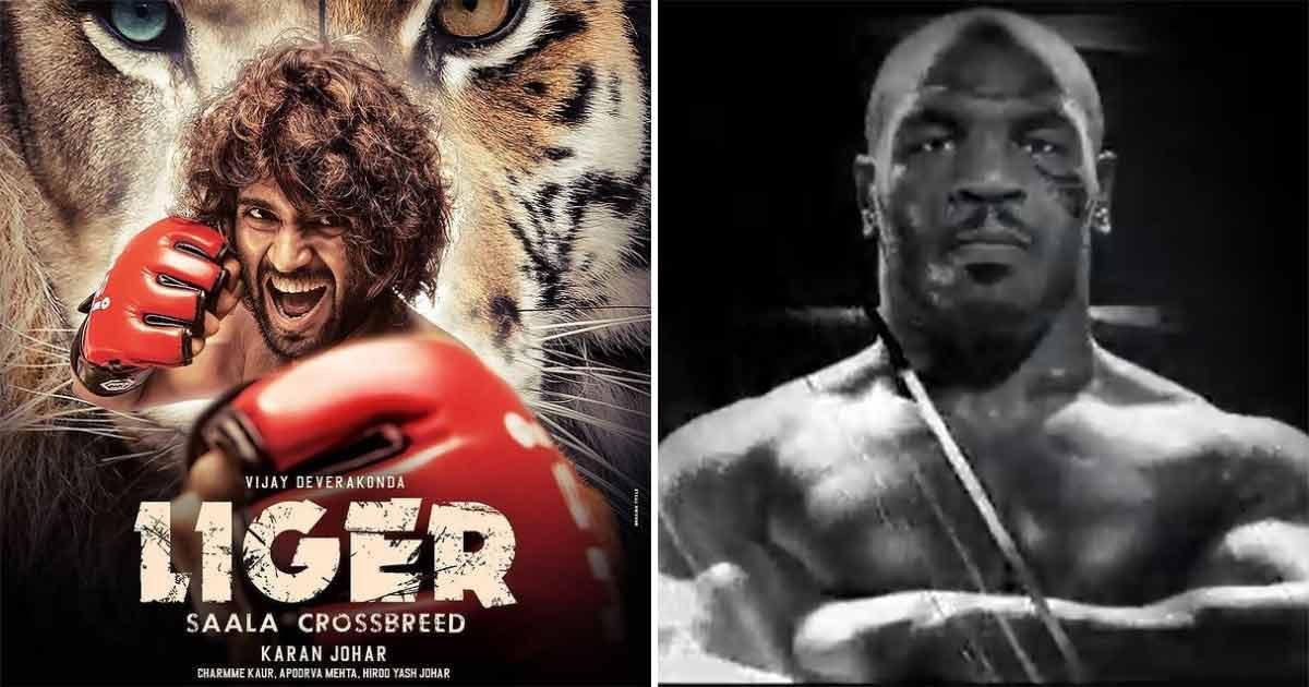 Mike Tyson Is All Set To Fight Vijay Deverakonda In LIGER, Watch Teaser