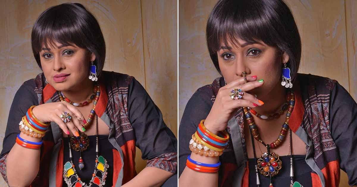 Watch Taarak Mehta Ka Ooltah Chashmah Fame Sonalika Joshi Smoking A Beedi