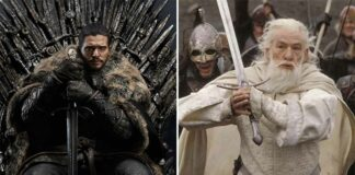 What! Game Of Thrones' Iconic Iron Throne Has A Harry Potter Easter Egg Forged With Gandalf's Glamdring & Robin Hood's Hilt?