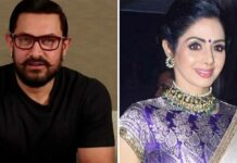 When Aamir Khan Denied Working With Sridevi Despite Doing The Film's Photoshoot For This Reason!