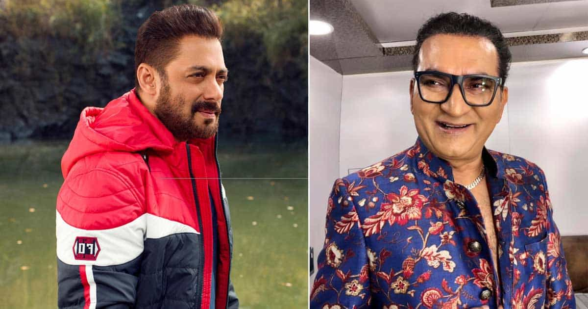 When Abhijeet Bhattacharya Accused Salman Khan Of Supporting Pakistan Artists