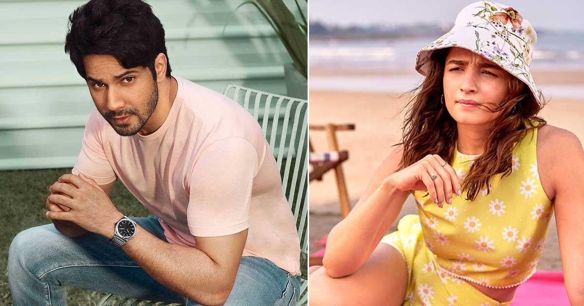 Alia Bhatt Once Rated Varun Dhawan's Kissing Skills,CanYouGuessNum?