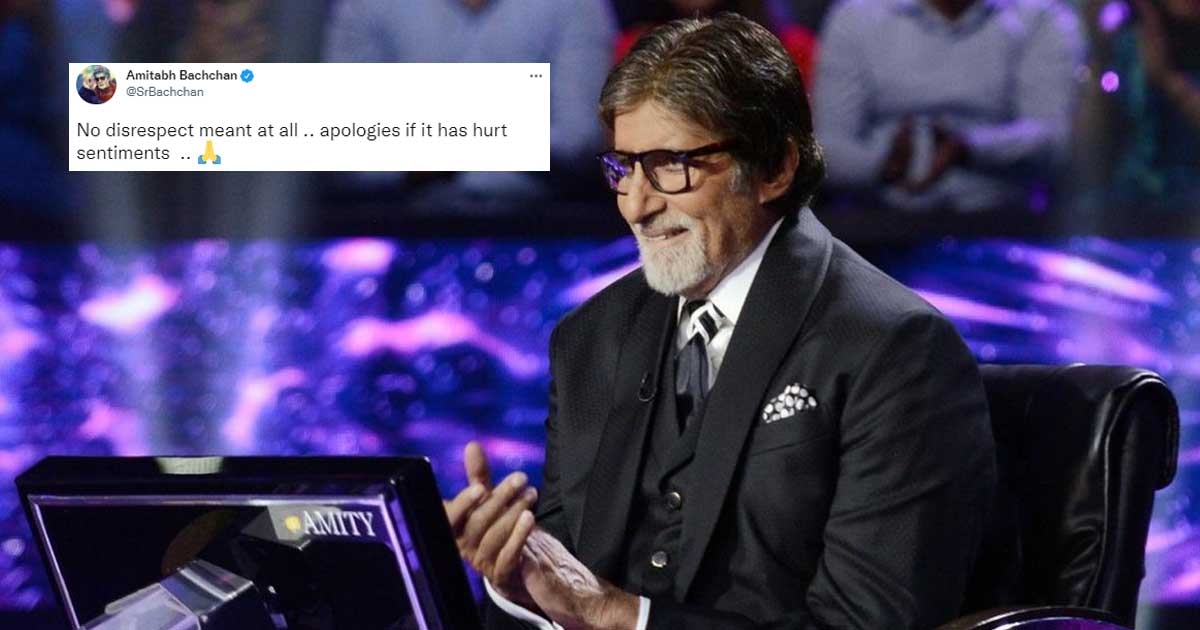 When Amitabh Bachchan's KBC Irked Fans By Not Giving Due Respect To Chhatrapati Shivaji Maharaj, Resulting In A Boycott Trend - Deets Inside