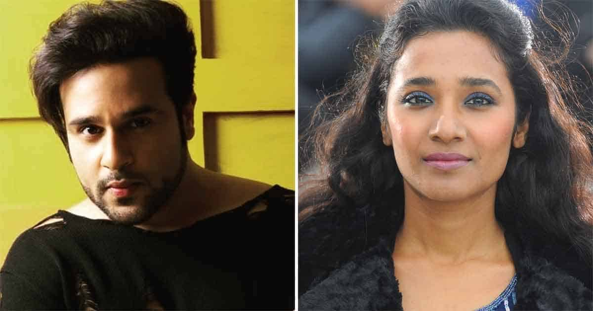Krushna Abhishek Once Blamed Tannishtha Chatterjee For Going Overboard To Gain Publicity Over A Racist Remark On Comedy Nights