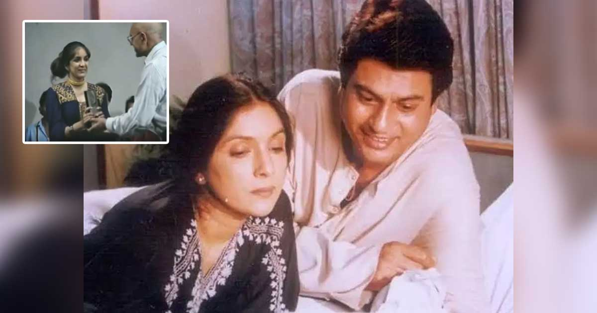 When Neena Gupta Received An Award From Amrish Puri & Left The Audience I Split With Her One-Line Speech