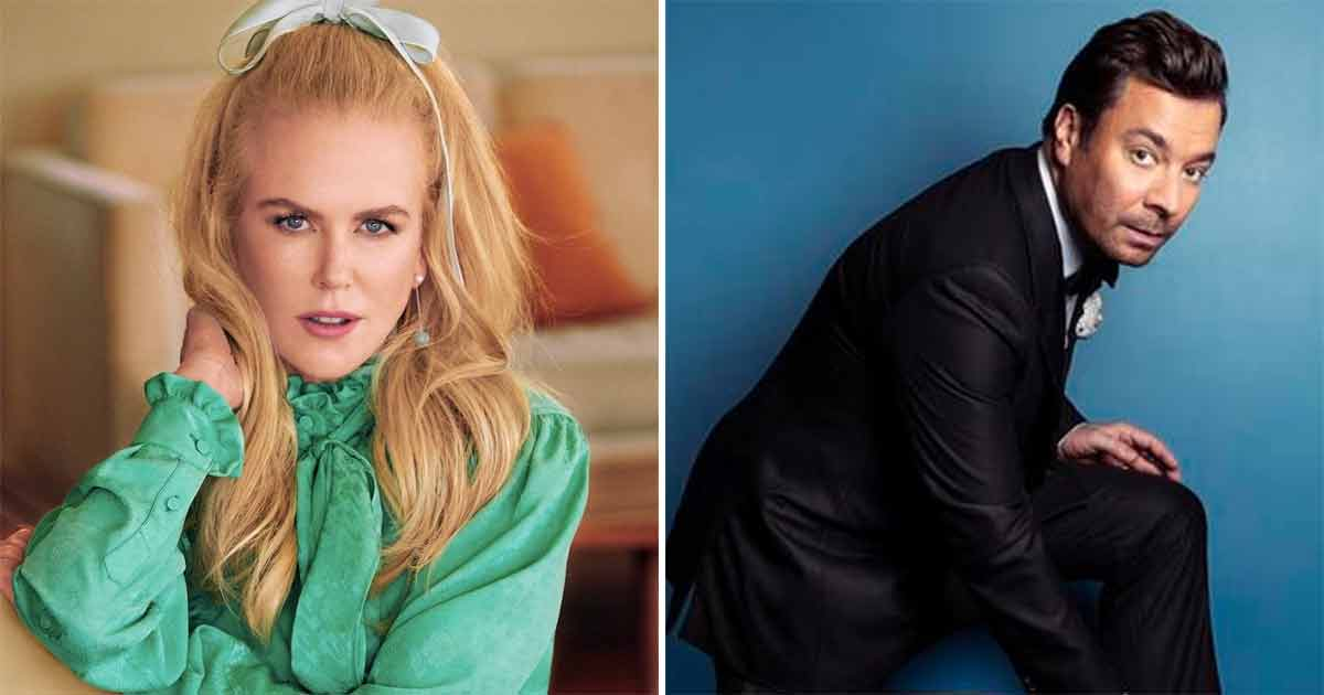 When Nicole Kidman Revealed Jimmy Fallon Blew A Chance To Date Her