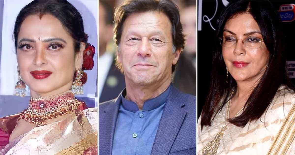 Veteran Actress Rekha & Former Pakistan Skipper Imran Khan Almost Got Married