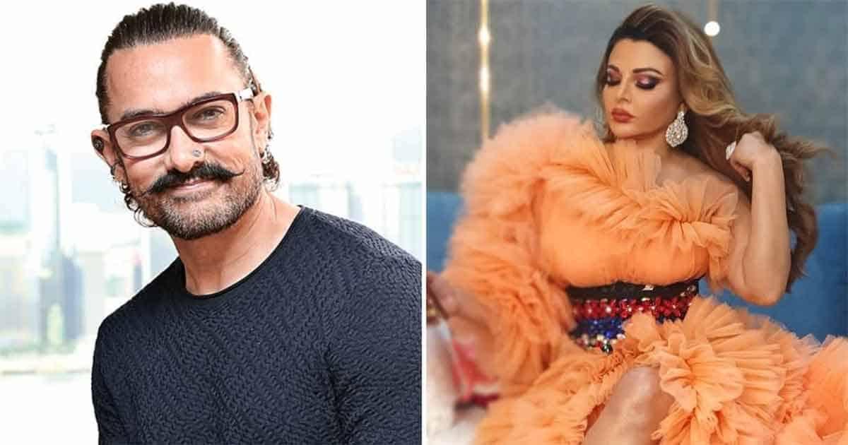 "When Rakhi Sawant Alleged Aamir Khan's Show Satyamev Jayate Was Plagiarised: ""The Show Is A Complete Copy Of Rakhi Ka Insaaf"""