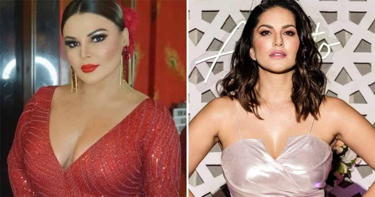 Rakhi Sawant Once Made A Snarky Remark Against Sunny Leone