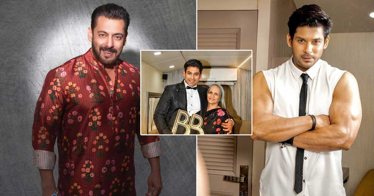 When Salman Khan Wished Sidharth Shukla To Bring 'Best Bahu & Quite A Few' For His Mother - See Video