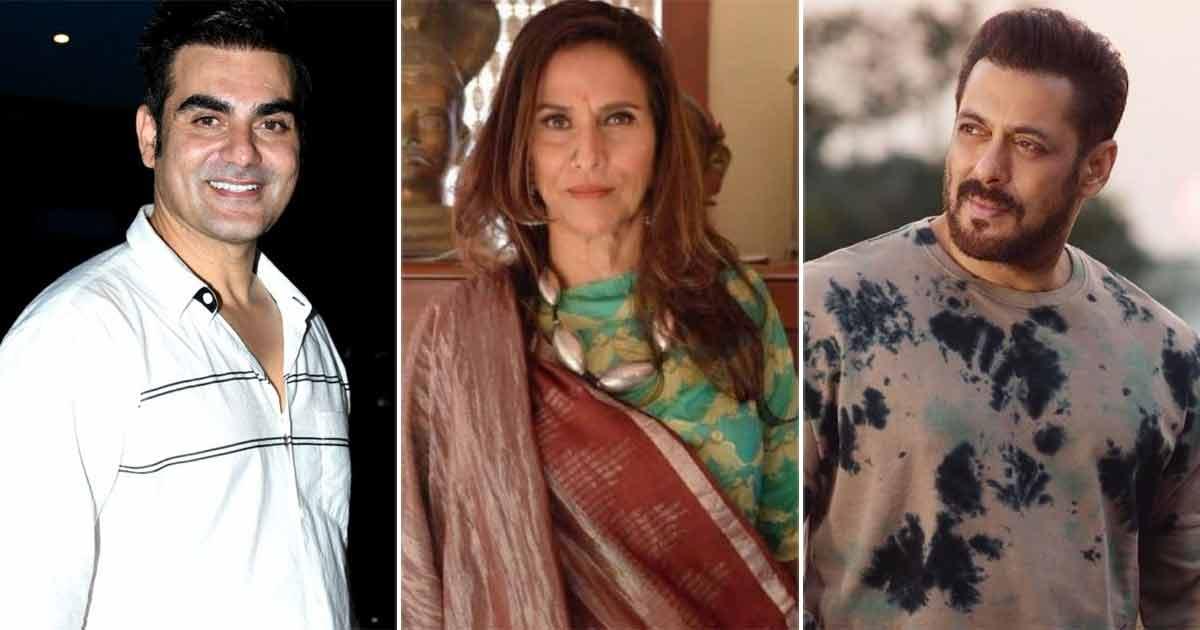 Arbaaz Khan Once Hit Back At Shobhaa De For Taking A Jibe At Salman Khan