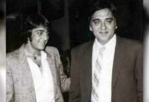 """When Sanjay Dutt Was Blasted By Father For Eating On The Sets, """"Don't Think You Are Sunil Dutt's Son"""""""
