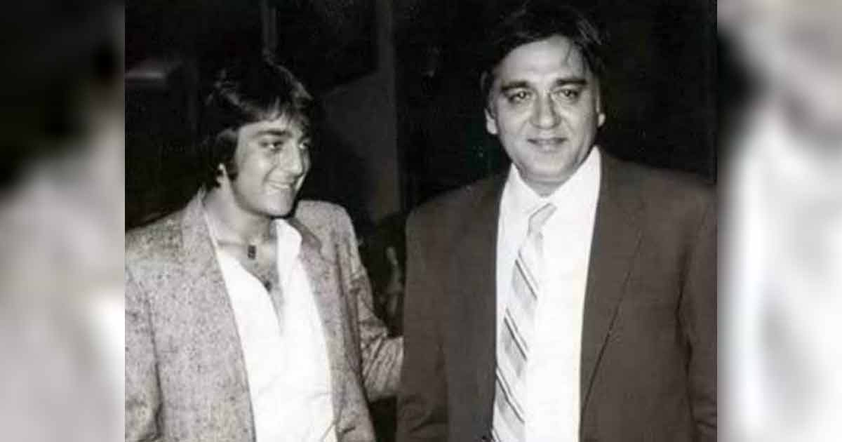 When Sanjay Dutt Was Blasted By Father For Eating On The Sets, Read On