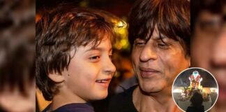 When Shah Rukh Khan's Son AbRam Praying To Lord Ganesha Was Called 'Sinful Act' By Some