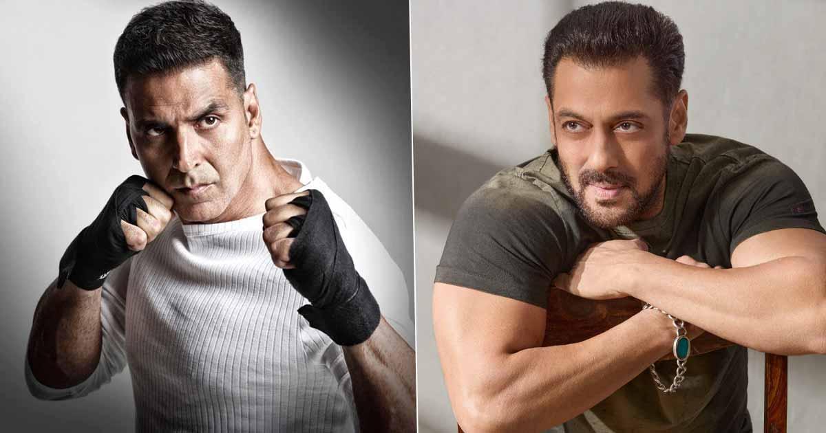 Akshay Kumar Will Fall Short Of Salman Khan's Points In Star Ranking Despite 5 Confirmed Releases?