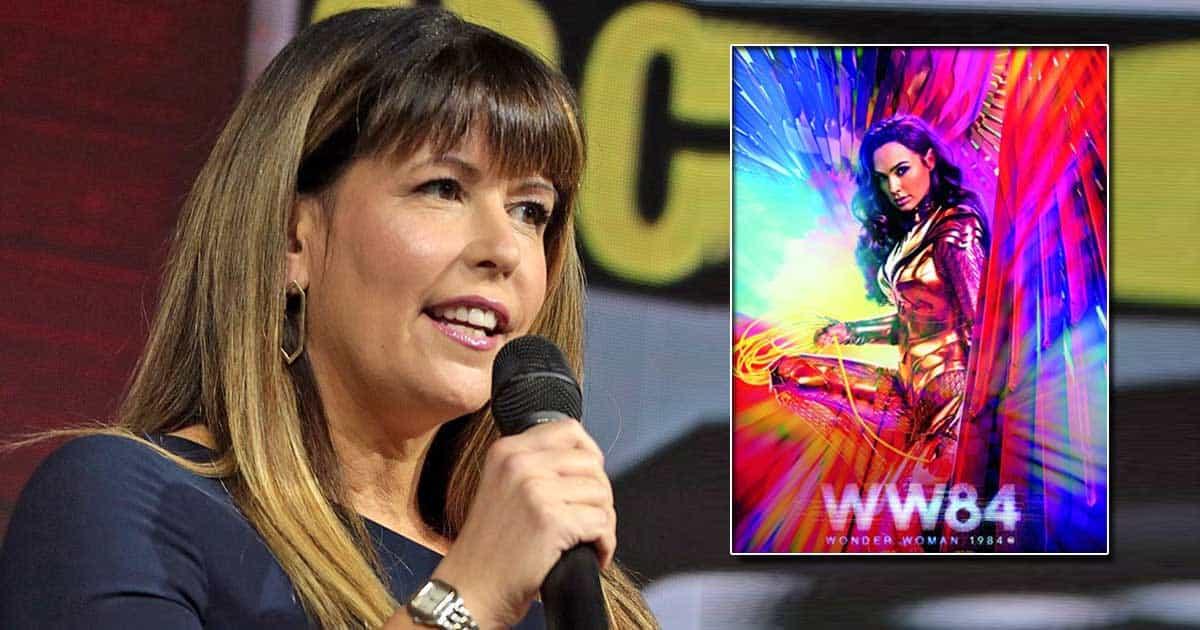Wonder Woman Filmmaker Calls Streaming Services' Films Fake