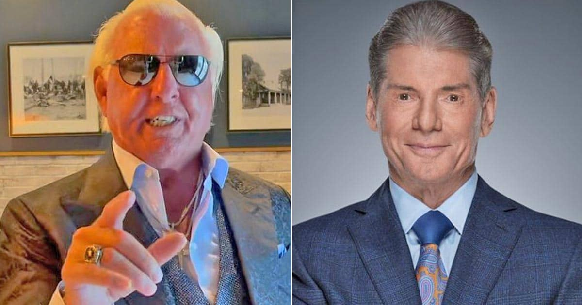 WWE Gets Serious On Ric Flair Se*xual Assault Row