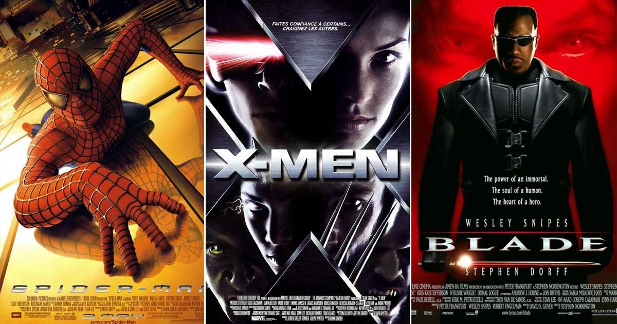 X-Men, Spider-Man & Blade Fans Discuss Which Superhero Film Was Most Important Before MCU