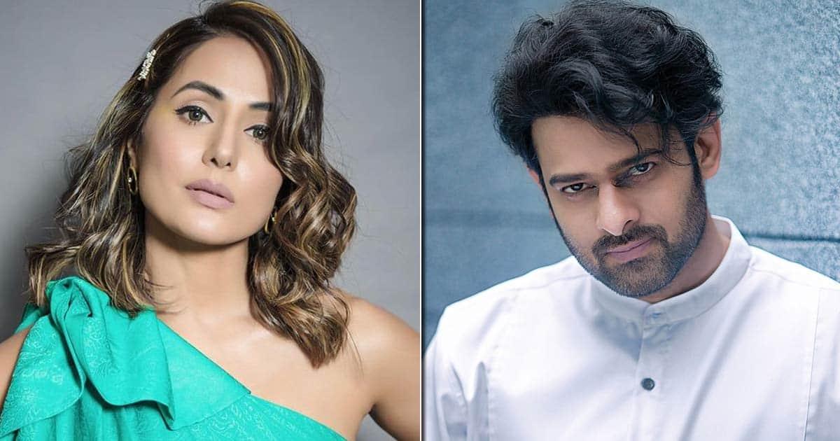 Yeh Rishta Kya Kehlata Hai Actress Hina Khan To Make South Debut With Prabhas' Vrindavana?