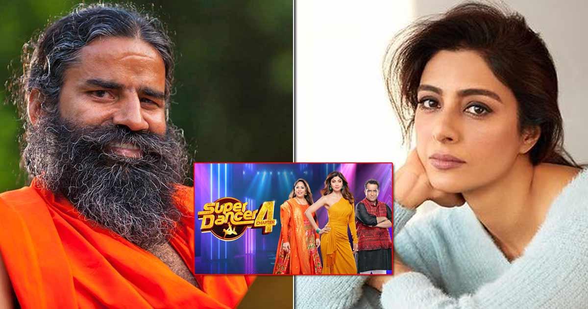 Yoga guru Ramdev, Tabu to be special guests on 'Super Dancer 4'