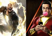 Zachary Levi aka Shazam Wants To Punch Dwayne Johnson's Black Adam In The Face
