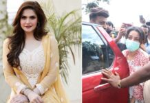 Zareen lashes out at paparazzi on 'heartless' treatment of Shehnaaz