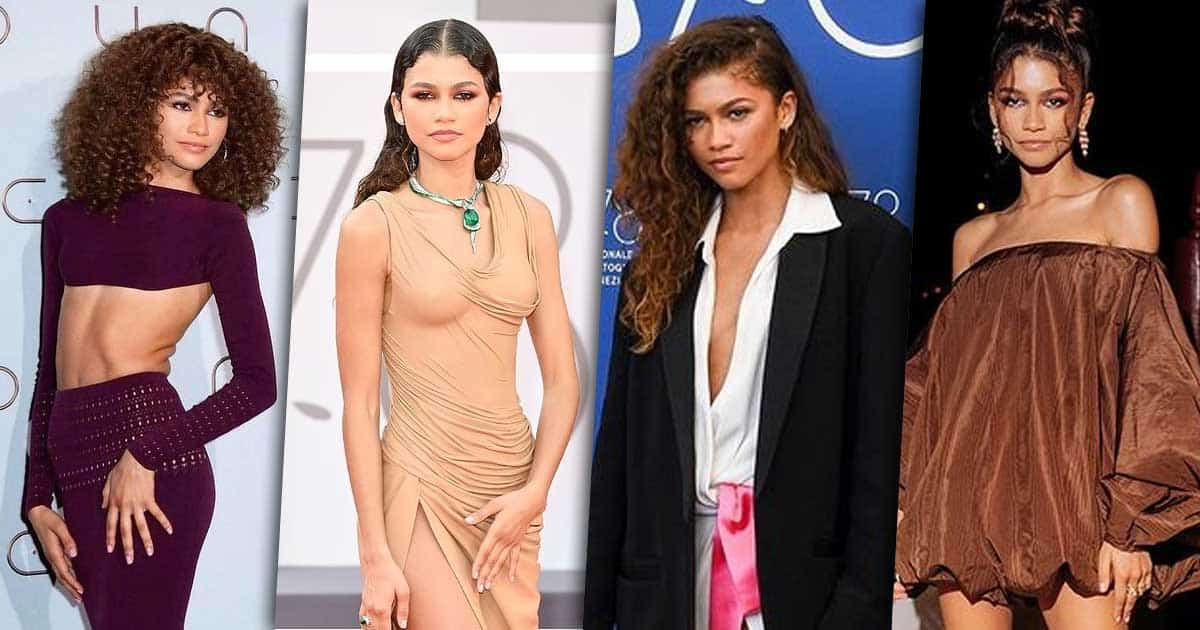 Zendaya Makes Sure Everyone Knows, That She Is The Fashion Queen Of The Gen-Z Era