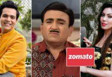 Zomato Joins Raj Anadkat & Munmun Dutta Alleged Affair Memes