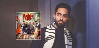 'Thankful that the film triggered an important conversation in India about late pregnancy' : Ayushmann Khurrana