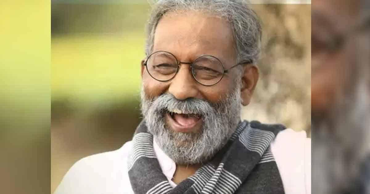 Veteran Malayalam Actor Nedumudi Venu Passes Away At The Age Of 73