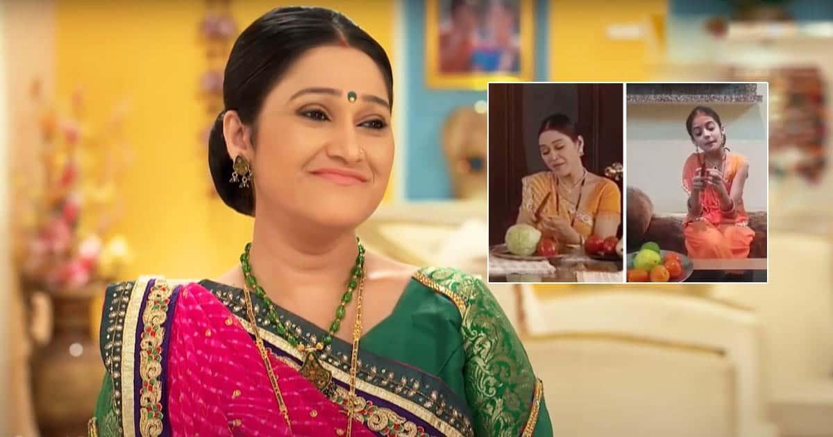 9-Year-Old Instagram User Enacts Disha Vakani's Daya & It's Making Taarak Mehta Ka Ooltah Chashmah Fans Crazy
