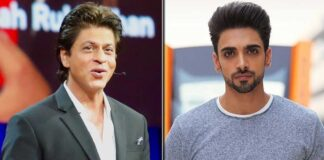 Aakash Ahuja says he admires SRK and draws inspiration from him
