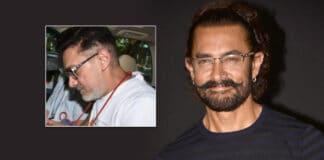 Aamir Khan's salt and pepper look goes viral(Photo Credit: Ians)