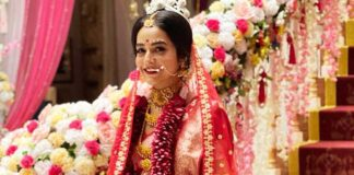 Aanchal Goswami's dream of being a Bengali bride came true on 'Rishton Ka Manjha'
