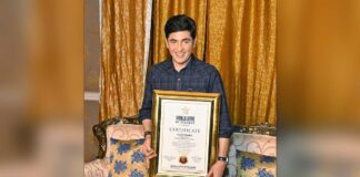 Aasif Sheikh Gets Recognized By World Book Of Records For Playing 300 Characters In Bhabi Ji Ghar Par Hai