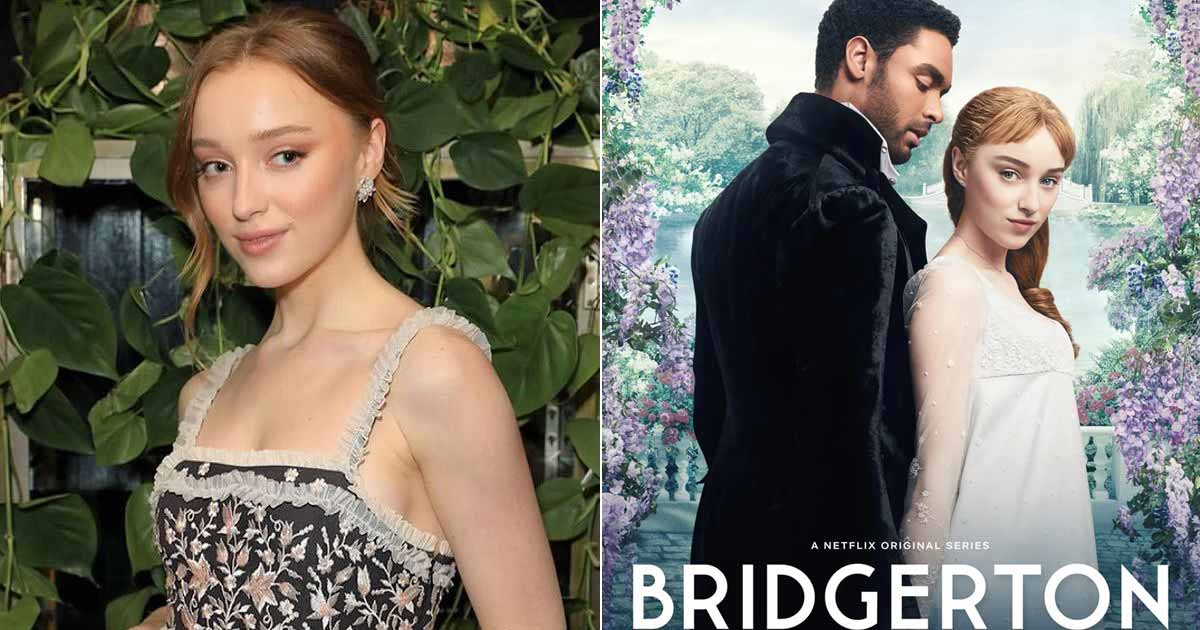 Actress Phoebe Dynevor says 'Bridgerton' changed her life