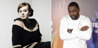 Adele wants Idris Elba to be the next James Bond