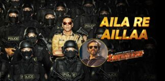 Aila Re Aillaa from Rohit Shetty's Sooryavanshi shatters all records!