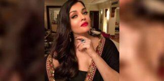Aishwarya Rai Bachchan Stuns In A Black Royal Sabyasachi Outfit At Dubai Expo 2020 & Takes Our Breath Away With It!